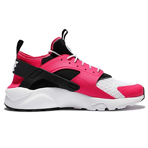 NIKE Mens Air Huarache Run Ultra, Siren Red/Black-White, 11 M US