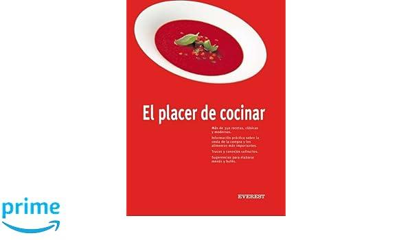 El placer de cocinar (Cocina temática): Amazon.es: Kührt Christiane: Libros