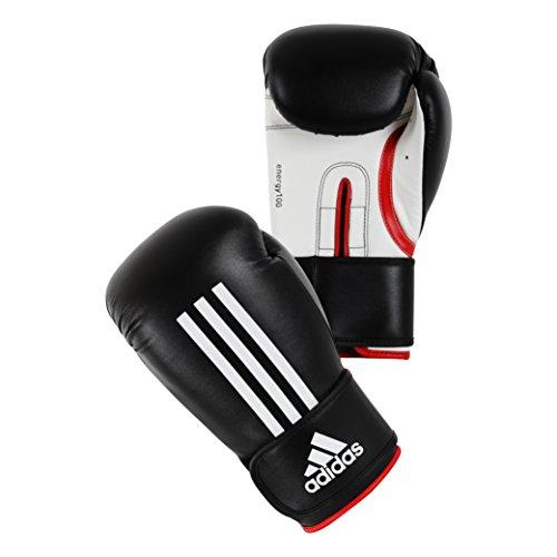 adidas Boxhandschuhe Energy 100, Schwarz, 10oz, ADIEBG100