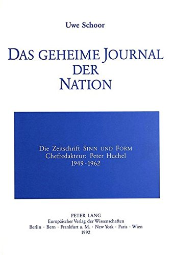 Journal 1949 1962 [Pdf/ePub] eBook