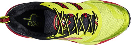 12 Uomo toreador Limepopsicle black Trail Scarpe Brooks Cascadia running S5wq0UC