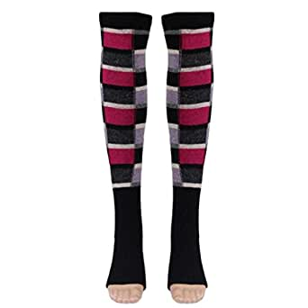 Amazon.com Voberry Womens Girls Winter Over Knee Leg ...