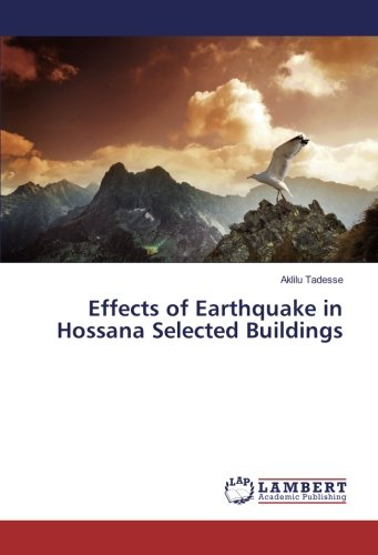 Effects of Earthquake in Hossana Selected Buildings pdf