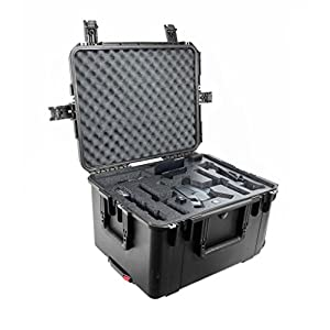 CasePro Hard Case Yuneec Typhoon H Hard Case, Black (CP-YUN-TY-H) 41QpxWlZhmL