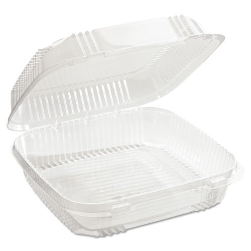 PACYCI81120 - Clearview Smartlock Food Containers, 49 Oz, 8 13/64 X 8 11/32 X 2 29/32