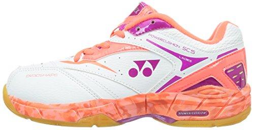 YONEX de la mujer shb-sc5lx multicourtschuhe SS15zapatos blanco