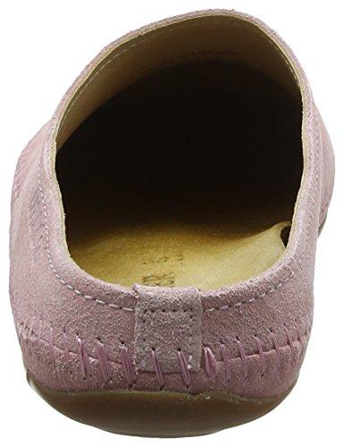 Haflinger Damen Softino Pantoffeln Pink (Port)