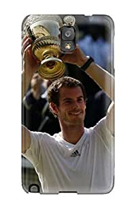 Top Quality Protection Andy Murray Case Cover For Galaxy Note 3