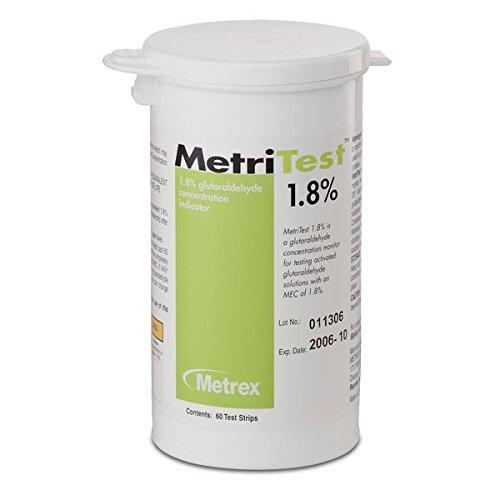 28 Day Metritest 1.8% 60 strips/bottle