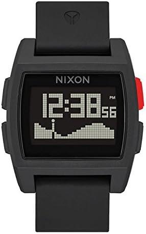 Nixon Reloj Unisex de Digital con Correa en Policarbonato A1104-008-00