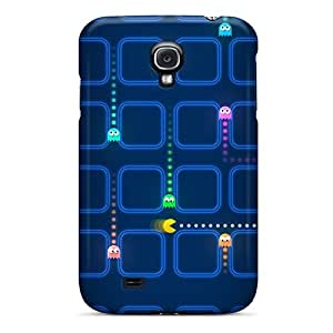 Galaxy S4 Case Cover Pacman Case - Eco-friendly Packaging