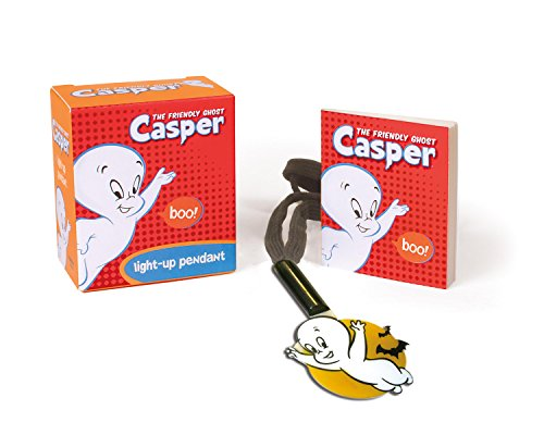 Casper the Friendly Ghost: Light-Up Pendant (Miniature Editions)