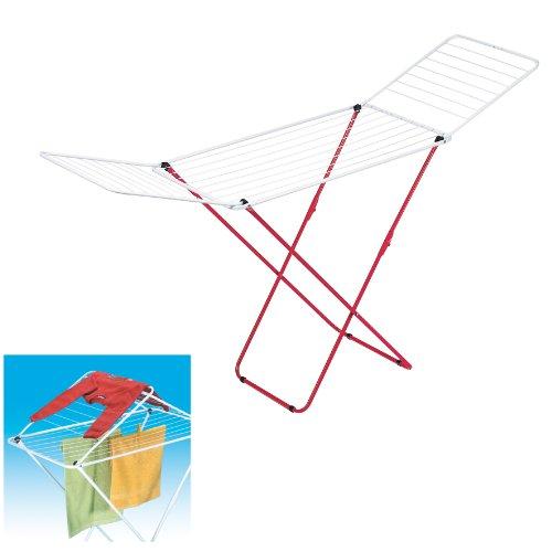 Wäscheständer 20m Wäschetrockner Flügelwäschetrockner Wäsche Trocknen