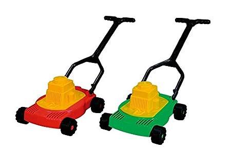 Kinder Rasenmä her Standard Mini Mä her Garten Spielzeug Kind (Rot) Androni Giocattoli srl