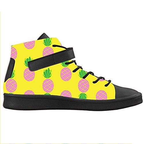 Dalliy Ananas Cartoon Womens Canvas shoes Schuhe Footwear Sneakers shoes Schuhe E