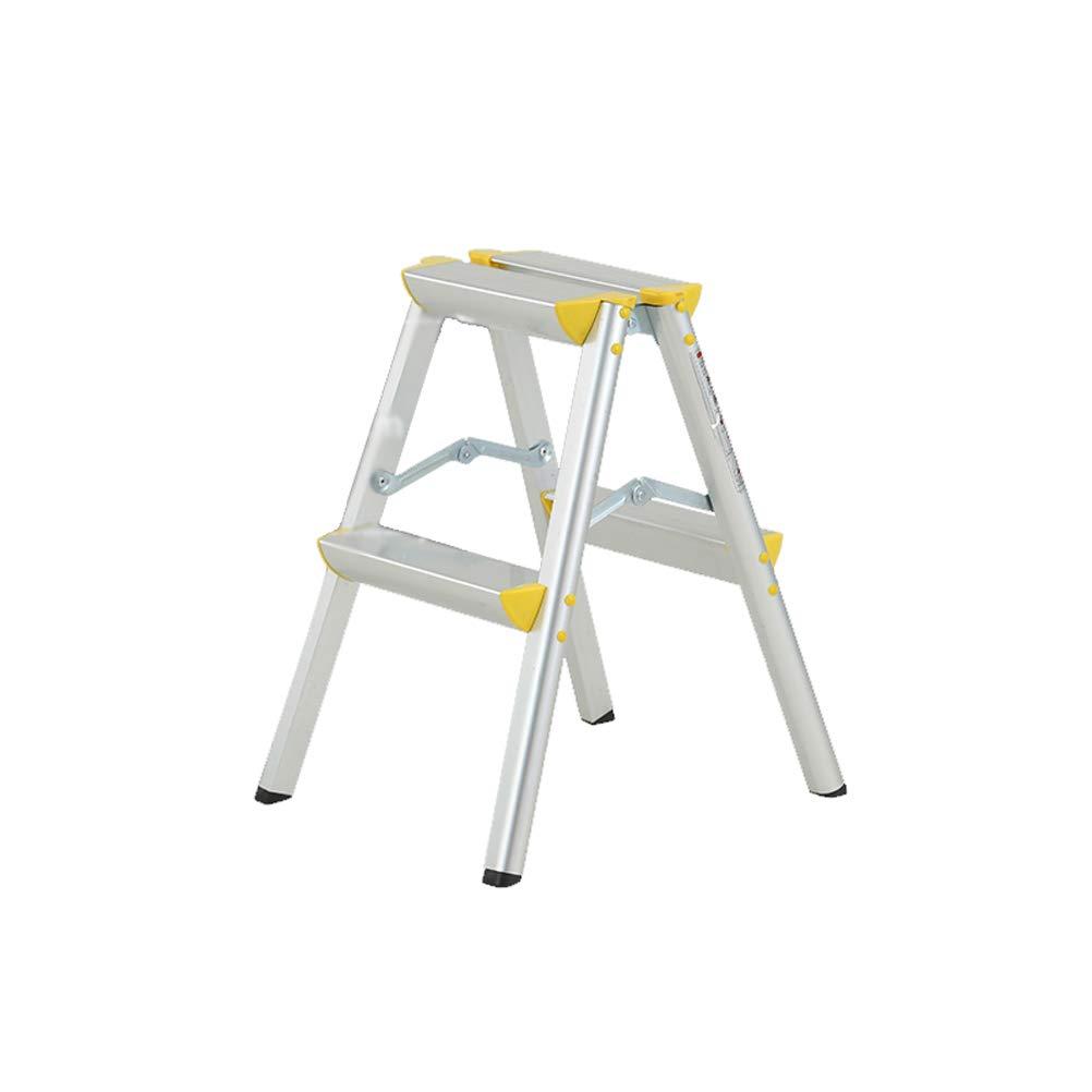 36X41X50CM Step Stool Wooden - Trittleiter Tragbarer Faltbarer Tritthocker Leichte Leiter für Indoor Outdoor, max. 150 kg Welcome (größe   36X41X50CM)