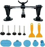 BESPORTBLE Corpo Do Carro Conjunto de Ferramentas de Reparo Dent Paintless Dent Puller Set Com Extrator Tabs