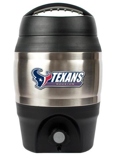 Houston Texans Candy (NFL Houston Texans 1 Gallon Tailgate Keg)