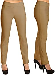Jannie Full Length Straight Fit Pant