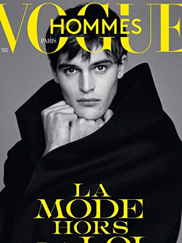 VOGUE HOMMES INTERNATIONAL (PARIS ) SPRING SUMMER 2019- NEW COPIES EXCLUSIVELY AVAILABLE FROM MAGAZINES AND MORE ()