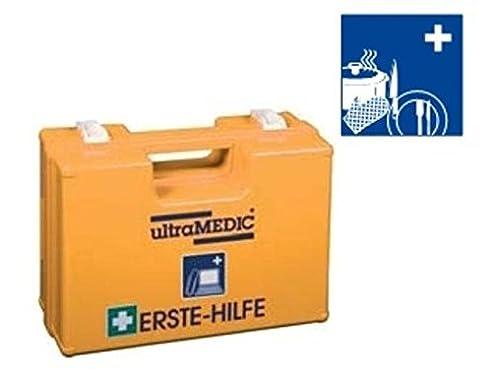 Erste-Hilfe-Koffer Für Den Einsatz In Küchen, Kantinen, Imbissen