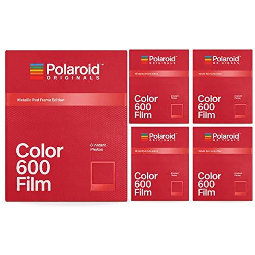 Polaroid Originals Color 600 Instant Film  5-Pack