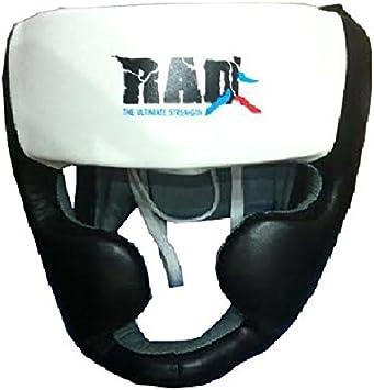 RAD Boxeo MMA Protector Cascos UFC Lucha Guardia Jefe Sparring Casco Junior Senior Unisex