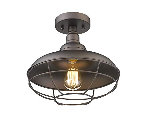 Outdoor Semi Flush Ceiling Lights in US - 3