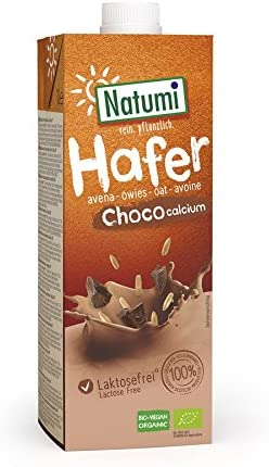 IJSALUT - Leche Avena Choco Calci Bio 1L Natumi 1 Litro: Amazon.es: Salud y cuidado personal