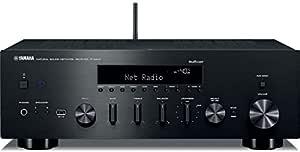 RN602B YAMAHA Black Network Hi-Fi Receiver Radio Airplay App Control +Mc RN602B Musiccast Support Musiccast Support, Top Art Quality Audio Design