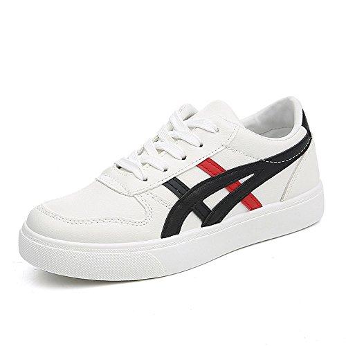 GTVERNH-Otoño otoño zapatos nuevos zapatos nuevos zapatos de los deportes y ocio zapatos para estudiantesBlackTreinta y ocho Treinta y nueve