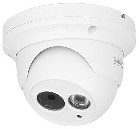 Eminent EM6360 Cámara de seguridad IP Exterior Almohadilla Blanco 1280 x 720Pixeles - Cámara de vigilancia