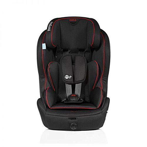 Innovaciones MS 821 Silla de auto grupo 1//2//3 color negro 9-36 kg