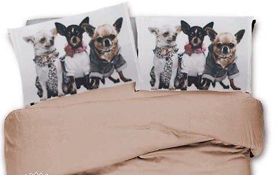 Lenzuola Matrimoniali Con Cani.Smartsupershop Completo Lenzuola Matrimoniale Due Piazze