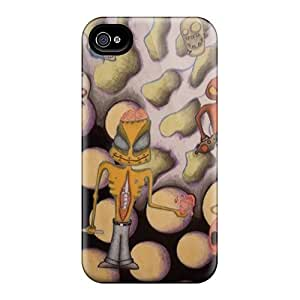 Ultra Slim Fit Hard LauraKrasowski Cases Covers Specially Made For Iphone 6- Freak