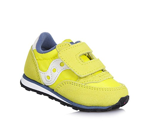 Bleu HL chaussures SAUCONY Jaune bébé JAZZ déchirent ST56368 garçon 4wTtnSRxqt