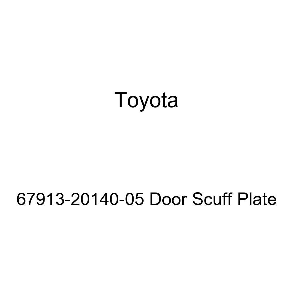 TOYOTA Genuine 67913-20140-05 Door Scuff Plate