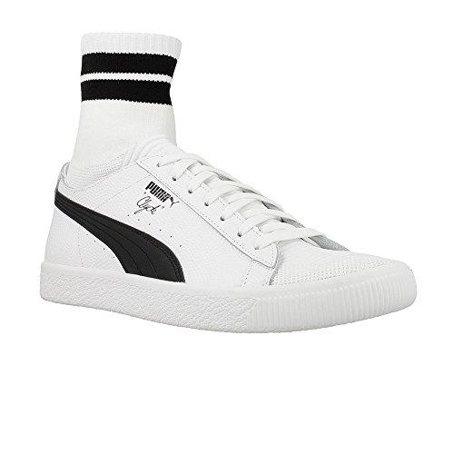 WHITE de Chaussures pour skateboard Puma homme WHITE BLACK SR7gaSOqX