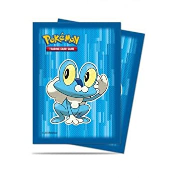 Pokémon - Protector para juego de cartas, diseño de Froakie