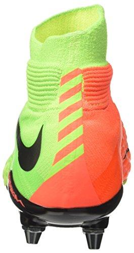 Nike Herren Hypervenom Phantom III SG-Pro Fußballschuhe Grün (Electric Green/black/hyper Orange/volt)