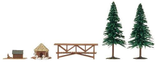 Busch Environnement - BUE6010 - Modélisme Ferroviaire - Petit Etang