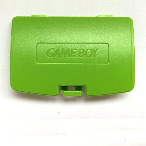 Battery Game Color Boy Cover (Battery Back Door Cover Case for Game Boy Color GBC Replaceme Mint-Green)
