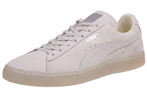 Puma Pallacanestro Classic 36210109 Suede Mono bianco qqZWAvw7