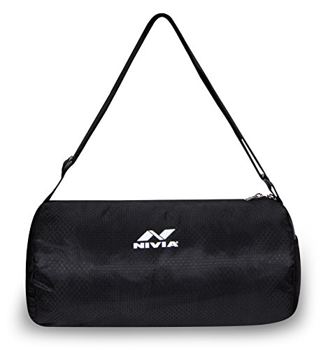 Nivia 6853 Polyester Basic Duffle Bag, Youth