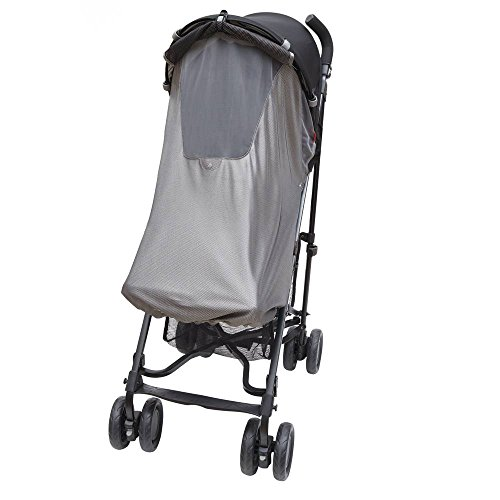 Adjustable Stroller Shade - 7