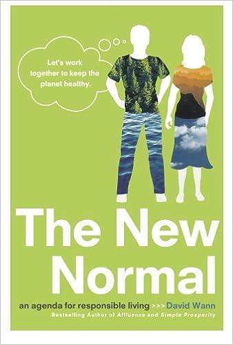 The New Normal Wann David 9780312575434 Amazon Com Books