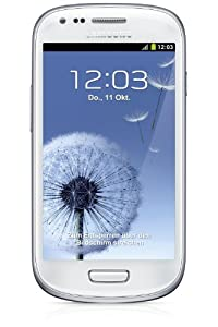 samsung galaxy siii mini uk sim free smartphone white. Black Bedroom Furniture Sets. Home Design Ideas