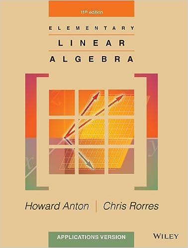 Ebook Elementary Linear Algebra Howard Anton