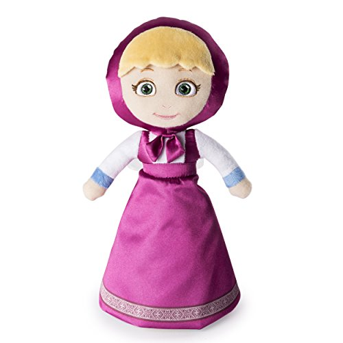 Masha and the Bear - Masha - Transforming Doll