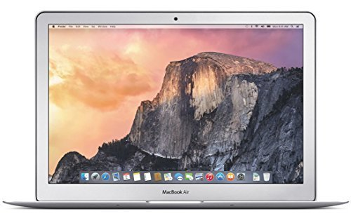 Apple MacBook Air 13.3-Inch Laptop 1.8GHz Core i7 / 4GB DDR3 Memory / 256GB SSD (Solid State Drive) / ThunderBolt / OS X 10.10 Yosemite (Ddr3 Ssd)